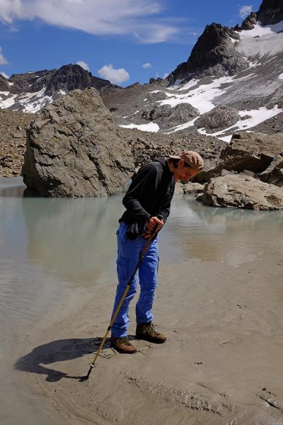 16 Schmelzwassersee auf der Hochebene 3