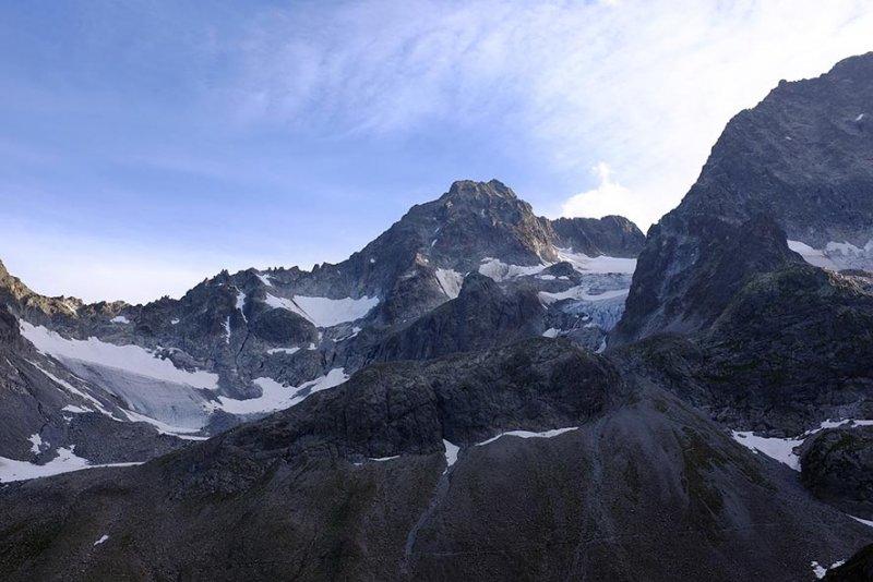 18 Gletscherpanorama der Darmstädter Hütte 1