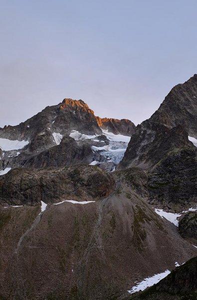 18 Gletscherpanorama der Darmstädter Hütte 2