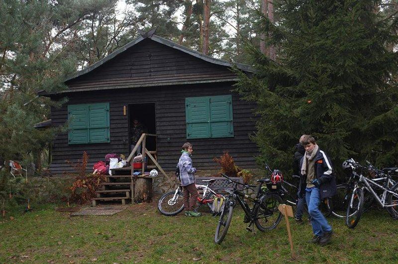 05 Aufbruch zur Radtour