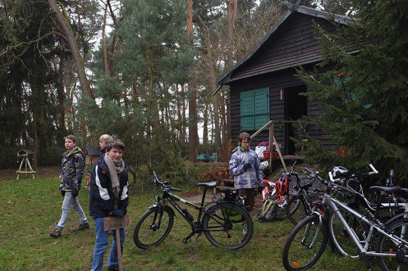 06 Aufbruch zur Radtour