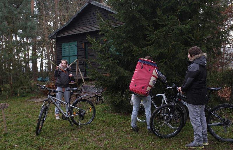 07 Aufbruch zur Radtour