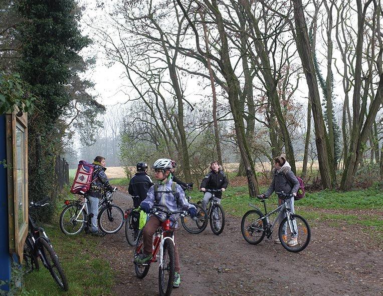 10 Aufbruch zur Radtour