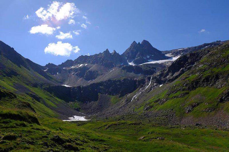 08 Pass zur Niederelbehütte 1