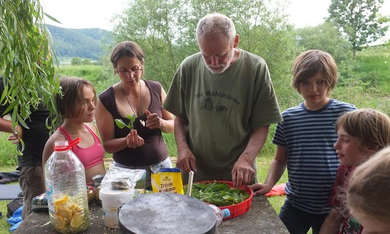 Lager Frieda - Abendbrot vorbereiten 2
