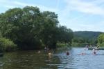 Baden im Fluss 1