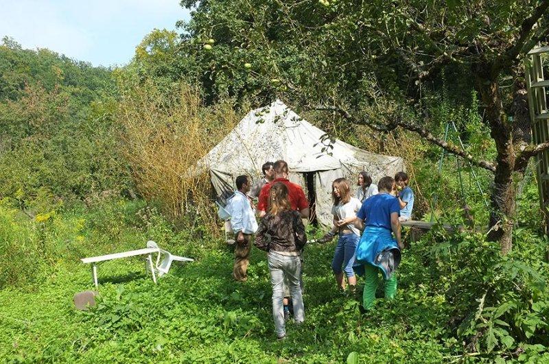 Etzwiesen Zelt
