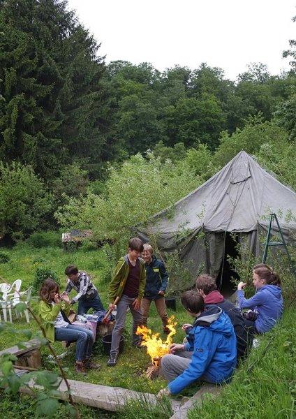 Lagerfeuer Etzwiesen 07