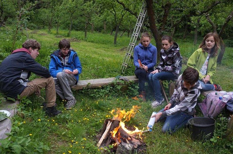 Lagerfeuer Etzwiesen 04