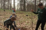 Einsatz Alsbacher Wald - Luna und Helfer