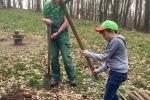 Einsatz Alsbacher Wald - Uli