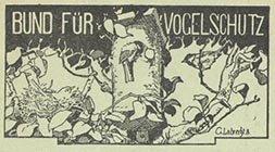Logo Bund fuer Vogelschutz