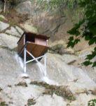 Falkenkasten für den Steinbruch Erlenbruch bei Alsbach