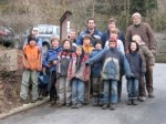 Ausflug auf die Heyerhütte
