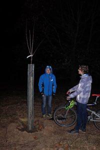Foto: NAJU/Tino - Baumschutz mit NAJUs