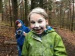 Die Wasserläufer im Wald