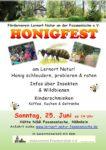 Honigfest im Lernort Natur