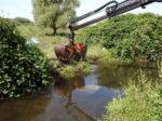 Dammbruch an der östlichen Landbachaue beseitigt