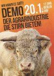 NABU Seeheim-Jugenheim fährt zur Agra-Demo nach Berlin