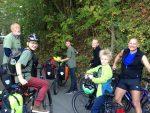 Die Radtour der Krassen Krähen