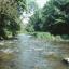 Lahn als wilde Flusslandschaft