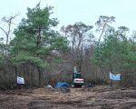 Start für Amphibien-Teichprojekt in der Malcher Tanne