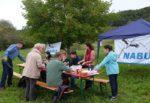Grillfest im NABU-Kirschgarten
