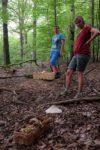 Pilze finden mit Ecki