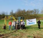 Projekt Weiher am Beerbach: Bagger-Event