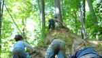 Neue Wühlmausgruppe: Die Grashüpfer