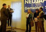 Umweltpreis der Gemeinde Seeheim-Jugenheim für Mahmoud Bandeh Khoda