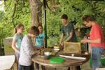 4.8.2012 - Honigschleudern für Jungimker