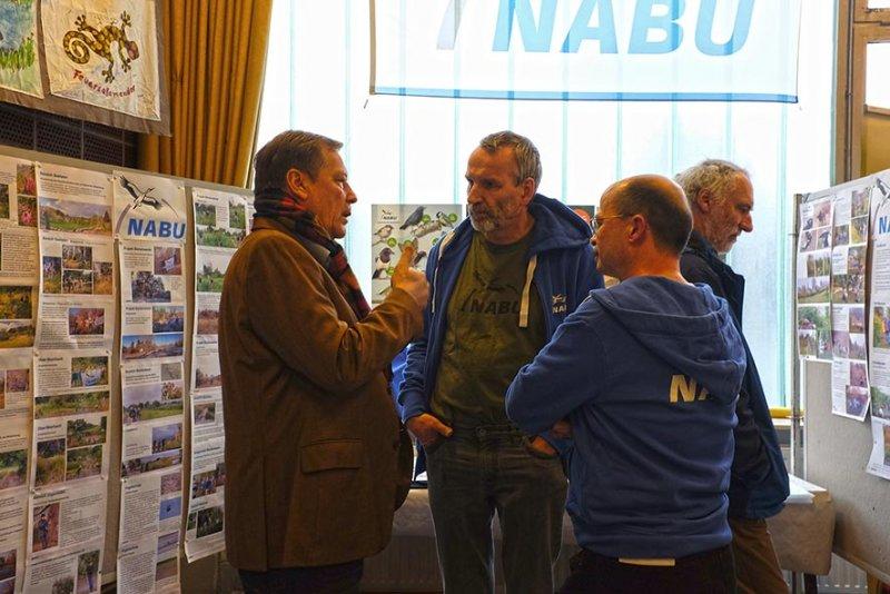 Infomesse - Stand NABU 1
