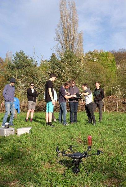 Drohnentraining 08