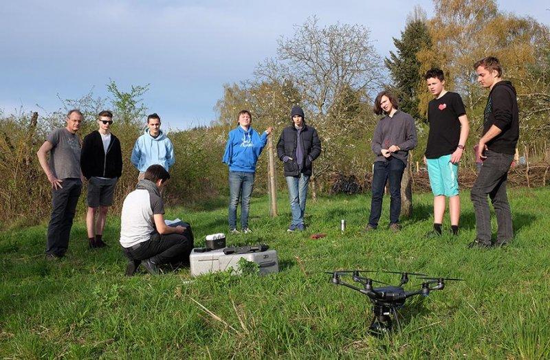 Drohnentraining 02