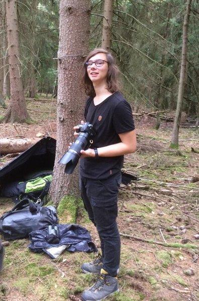 Wühlmaus-Lager Taunus 12