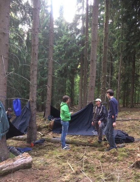 Wühlmaus-Lager Taunus 14