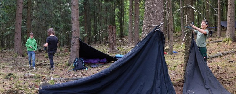 Wühlmaus-Lager Taunus 05