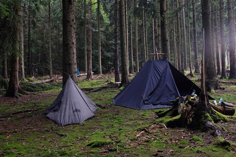 Wühlmaus-Lager 1