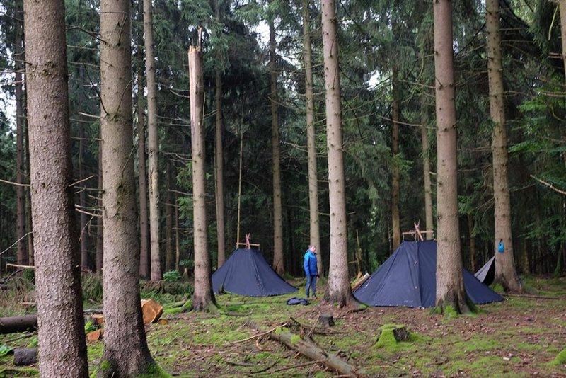 Wühlmaus-Lager 2
