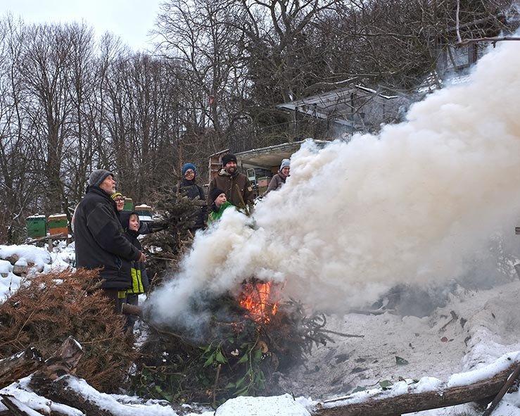 Winterverbrennung 11 10x12s