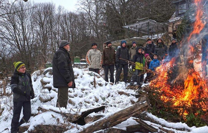 Winterverbrennung 31 10x15s