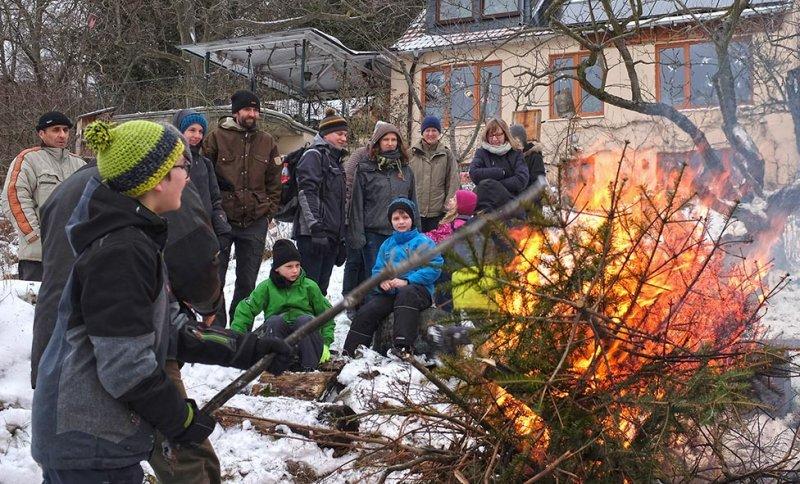 Winterverbrennung 48 10x16s