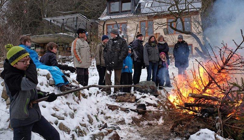 Winterverbrennung 66 10x17s