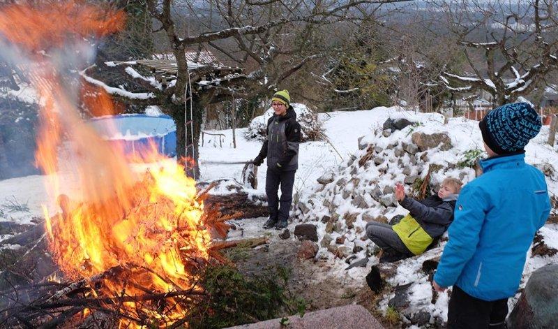 Winterverbrennung 86 10x17s