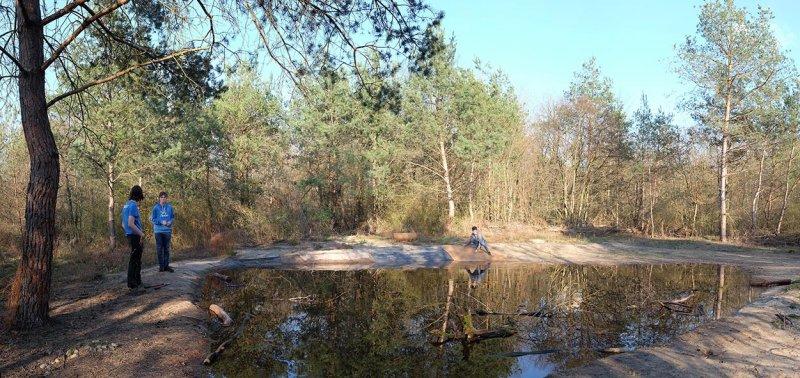 Amphibienteich-Malcher-Tanne-Uferabdeckung-mit-Filzmatten-05-10x21s