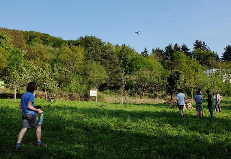 Drohnen-Training 8