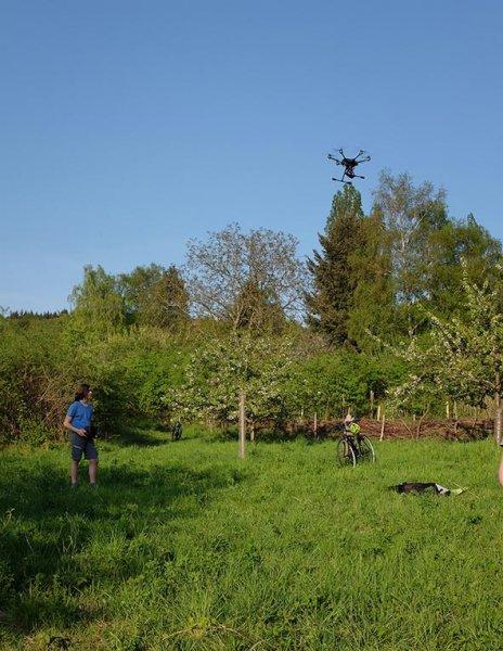 Drohnen-Training 9