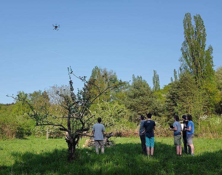 Drohnen-Training 3