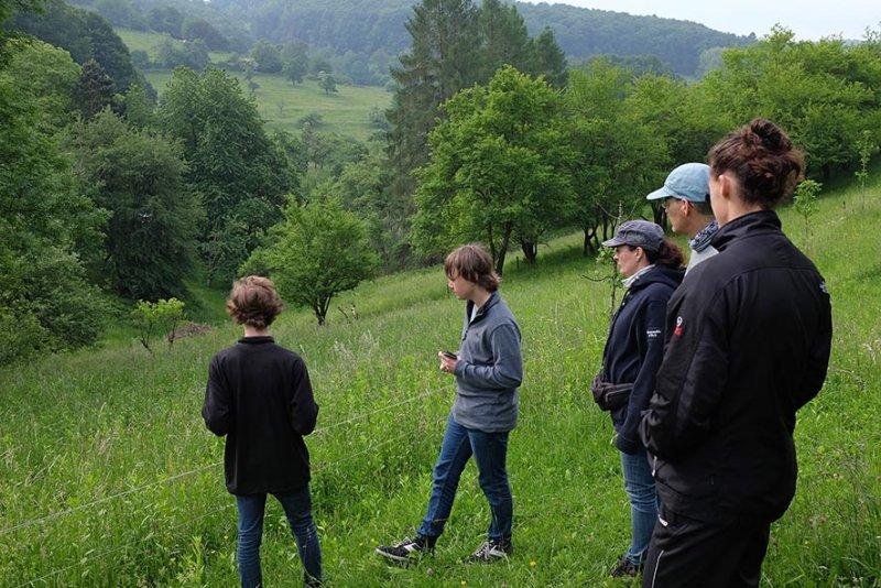 Kitzretter-Training Wallhausen 4